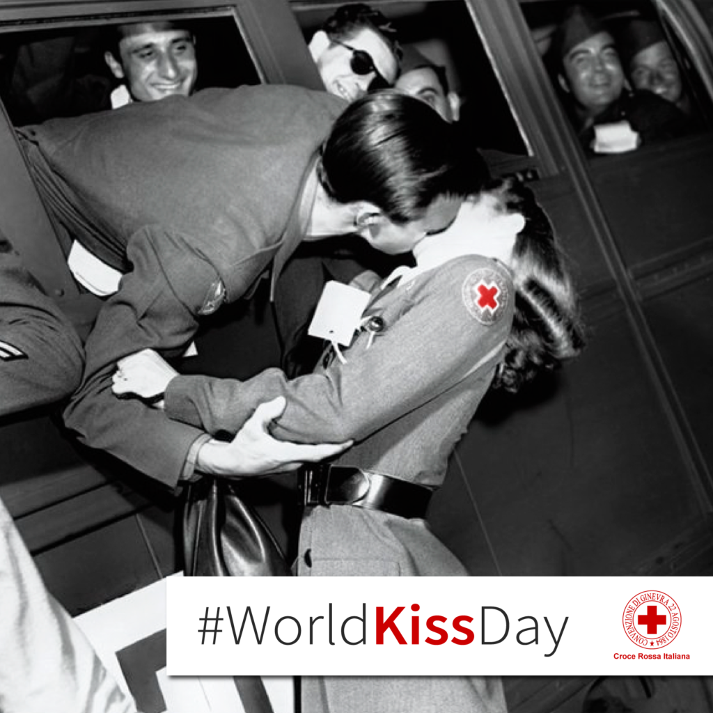 World kiss day